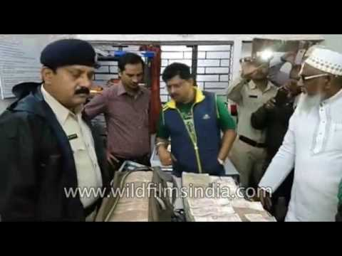Income Tax raid taking place in India
