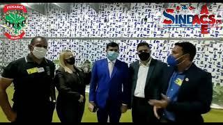 TV SINDACS PE -  SINDACS PE e FENASCE em Brasília/DF