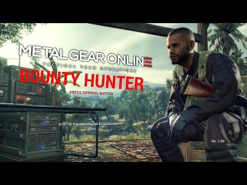 Metal Gear Online 3 - MGSV Online Multiplayer - Bounty Hunter [3]