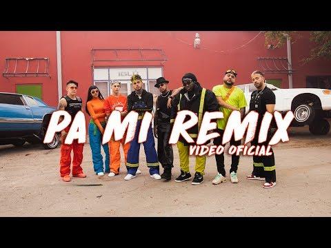 Dalex FT Sech, Lenny Tavares, Cazzu, Feid, Khea,Rafa Pabon - Pa Mi Remix ( Vídeo Oficial )