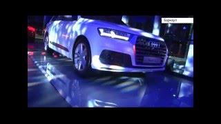 Дилерский центр Audi в новом формате и по новому адресу