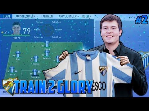 FIFA 19: UNSER erster WECHSEL!!😱 ANGEBOT aus SPANIEN 😏💥 Malaga Train to Glory #2