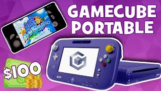 EASY DIY GAMECUBE PORTABLE HANDHELD *60 FPS* W. FULL HD HDMI OUTPUT