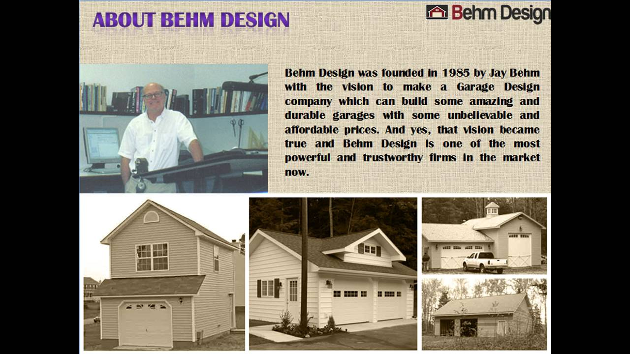 creative garage plans with behm design youtube creative garage plans with behm design