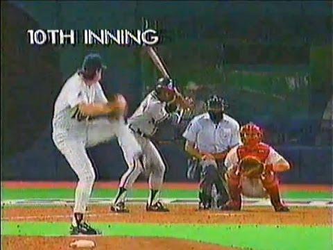 Jack Morris 7th Game 10 Inning Shutout 1991 World Series