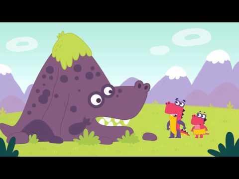 Заврики. Серия 01«Юбилей» | Развивающие мультики для детей