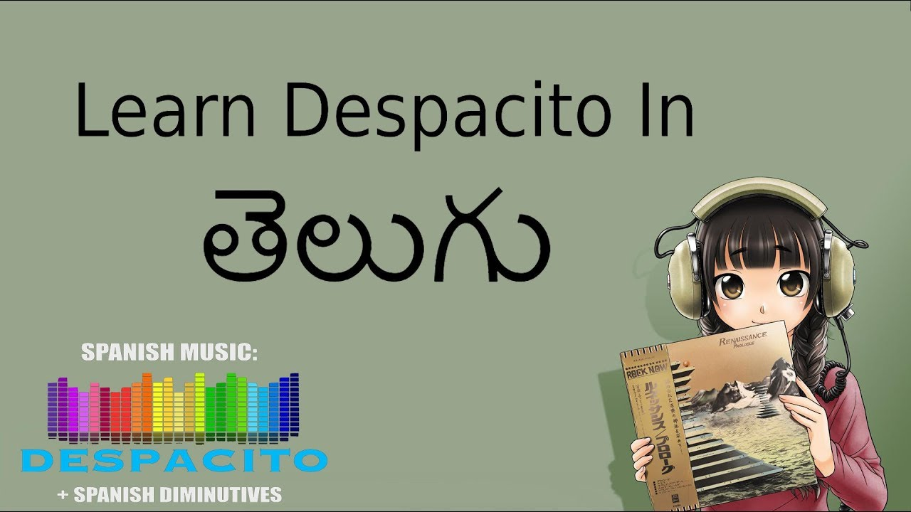learn how to sing despacito