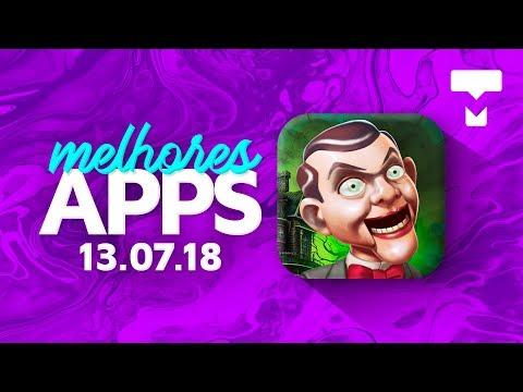 Melhores Apps da Semana para Android e iOS (13/07/2018) - TecMundo