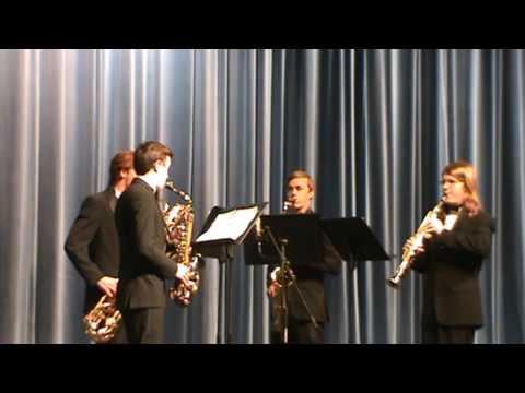 bohemian rhapsody saxophone quartet pdf
