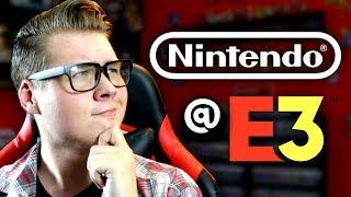 Nintendo @ E3 2019 PREDICTIONS! (Metroid Prime 4, 'Switch Pro', & Smash Newcomers?) | Nintendrew