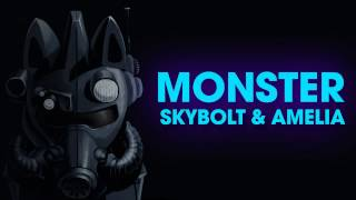 Monster (Fallout: Equestria) - SkyBolt & Amelia Bee - (Imagine Dragons, Ponified)
