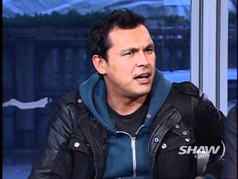Adam Beach and Pascale Hutton on UR