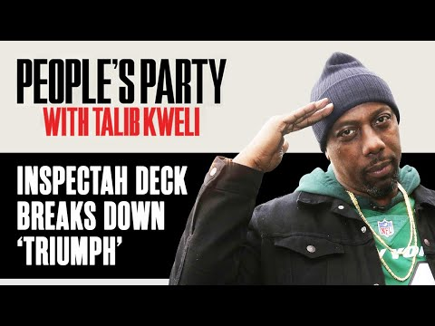 Inspectah Deck On His Wu-Tang 'Triumph' Verse — The Definitive Story | People's Party Clip