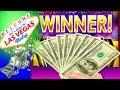 ★WINNING AT THE CASINO $$$ LAS VEGAS SLOTS★MAKING MONEY★ CASINO GAMBLING★