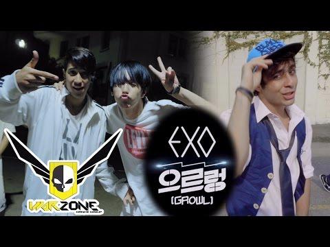 [WARZONE] EXO - 으르렁 Growl (MAMA 2013)