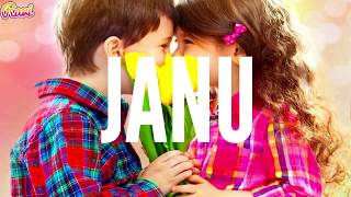 💗Janu Janu Do You Love Me💖||Cute love whatsapp status