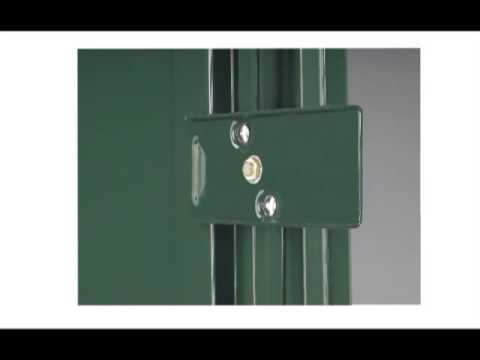 Stack On Gun Cabinet - YouTube