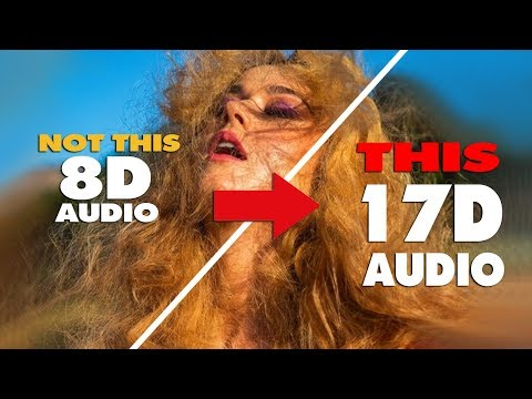 Katy Perry - Never Really Over   { 17D AUDIO | NOT 8D AUDIO }