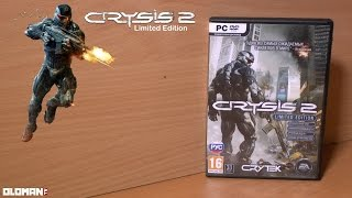 Обзор Crysis 2 Limited Edition
