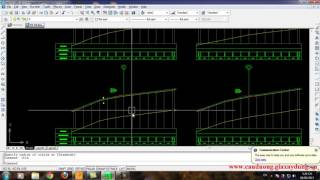 6 Video 1 hướng dẫn thiết kế Trắc ngang bằng NOVA
