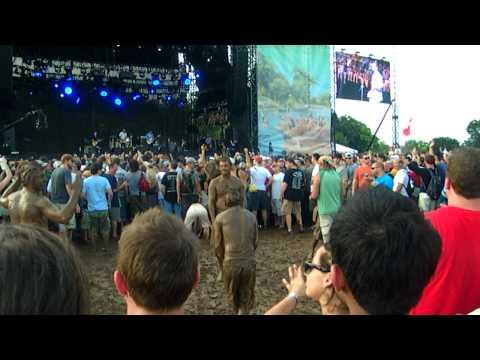 ACL 2009 - MUD People - During Ben Harper
