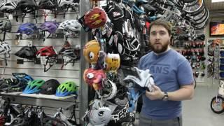Обзор детских шлемов Crazy Safety в 100%СПОРТА