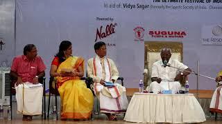 Carnatic Pattimandram l  Perasiriyar Solomon Pappaiya l Bharat Sangeet Utsav 2017 l Coimbatore