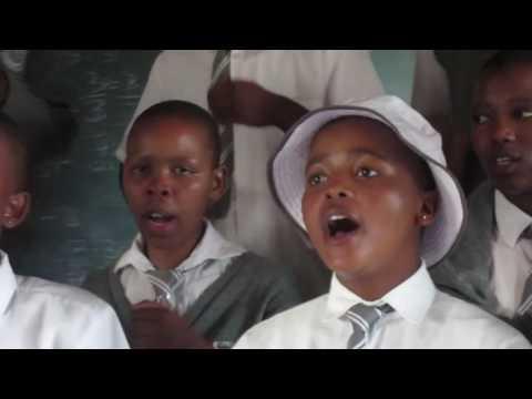 Mapetla High school Maseru Lesotho