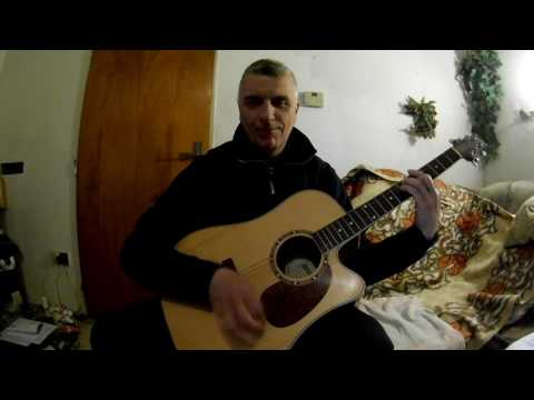 Bryan Adams - You've Been A Friend To Me,  Guitar Cover, ©petrsworld Shanepetrcz
