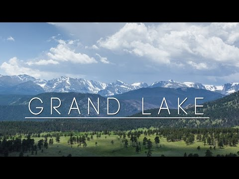 Grand Lake Family Vacation