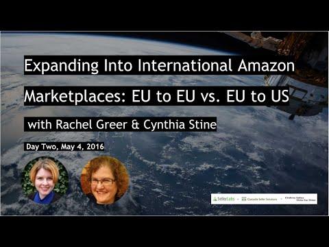 Expanding Into International Amazon Marketplaces: EU to EU vs EU to US, Day 2