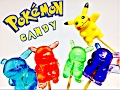 Pokemon GO Pikachu Gummy Candy | How To Make Pikachu Gummies DIY | Tim's Workshop