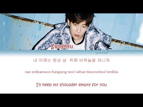 Kim Sung Kyu (김성규) - Kontrol (Color Coded Han|Rom|Eng Lyrics)