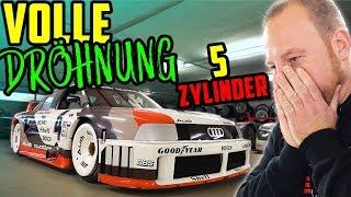 Mehr AUDI 5Zylinder geht NICHT! - Zu Besuch bei Audi Tradition! - Marco ist sprachlos! - Teil 2/2