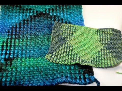 Häkeln mit eliZZZa * Offset Häkeln * Offset Crochet * Crochet ...