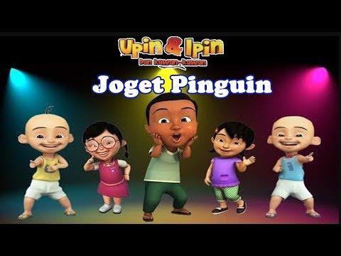Upin Ipin Goyang Pinguin | Joget dan Senam Bersama Lagu Anak