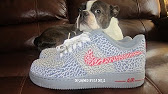 5150857308ed5 Unreleased Reebok S.Carter Kanye West 2 Sample Sneaker With Dj Delz ...