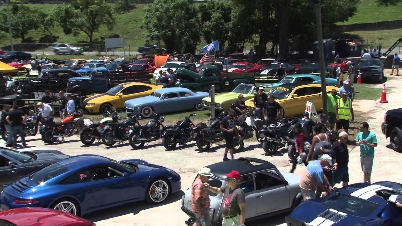 Ace Cafe Orlando Ground Shaking YouTube - Ace cafe orlando car show