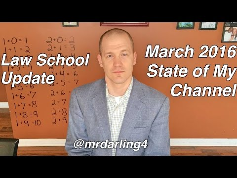 March 2016 - State of My Channel Law School