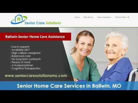 Ballwin Senior Home Care Assistance and Services :: Senior Care Solutions MO