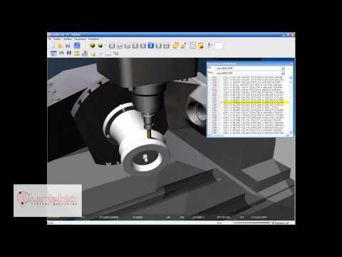 EUREKA Virtual Machining