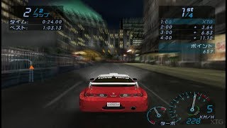 Need for Speed: Underground J-Tune PS2 Gameplay HD (PCSX2)