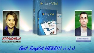 EsyVid Sales Video Preview - get *BEST* Bonus and Review HERE!
