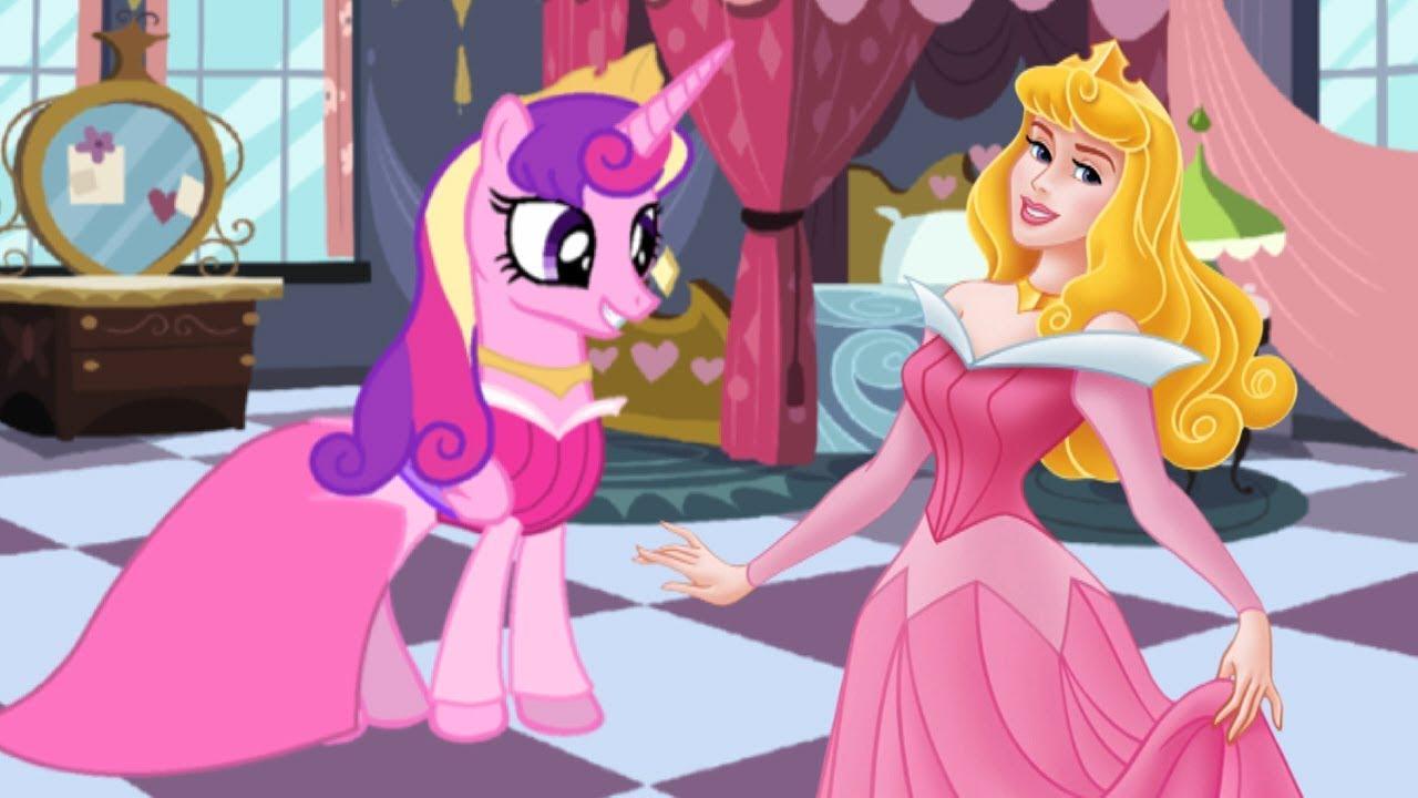 My Little Pony Disney Channel