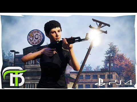 H1Z1 PS4 Gameplay | THIS MUST BE FIXED (H1Z1 PS4)