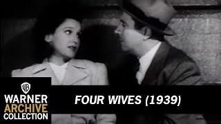 FOUR WIVES (Original Theatrical Trailer)