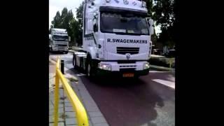 Truckroll 2014. Colone 2. ( Koewacht )