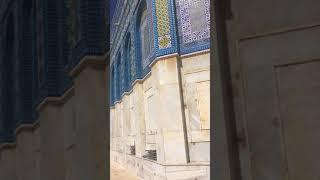 Al Aksa mosque Yerushalaim Israel 10 june 2018