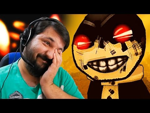 O QUE FIZERAM COM O BENDY? BENDY AND THE INK MACHINE NO CELULAR?