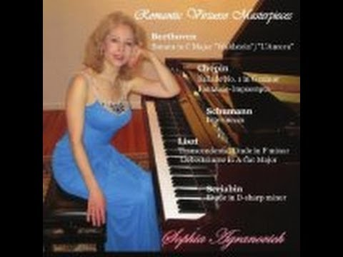 Sophia Agranovich - Frederic Chopin: Ballade No.1 in G minor, Op. 23